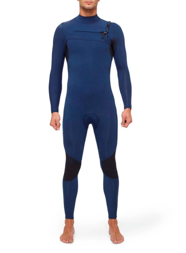 Deeply Traje De Surf Hombre Competition 4/3 Chest Zip