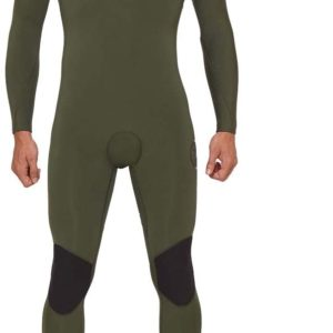 DEEPLY Traje DE Surf Hombre Competition 4/3 Chest Zip